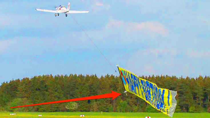 Towing Aerial Banners Is A Lot More Dangerous Than You Thought | World War Wings Videos