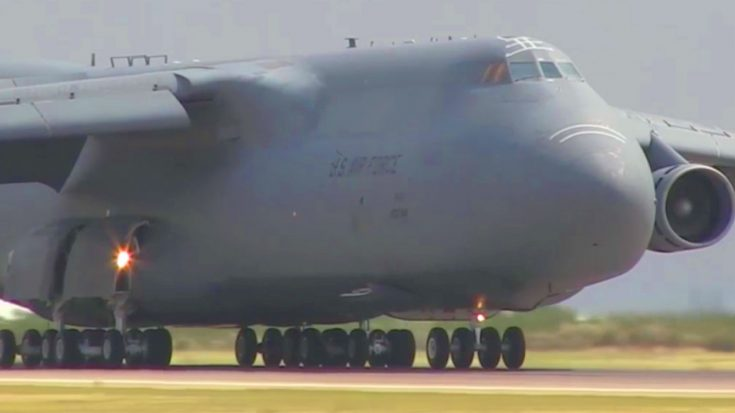US Air Force Confirms The Inevitable – A Sad Day For Gigantic C-5A Galaxy… | World War Wings Videos