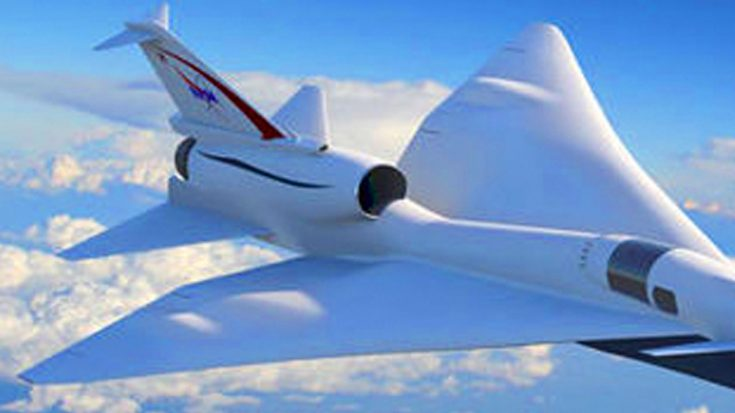 After Years In The Making NASA Reveals The New And Improved Concorde – No Sonic Boom! | World War Wings Videos
