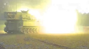 Massive Howitzers Obliterate Heavy Vehicles In Single Blast – Damn That's Loud