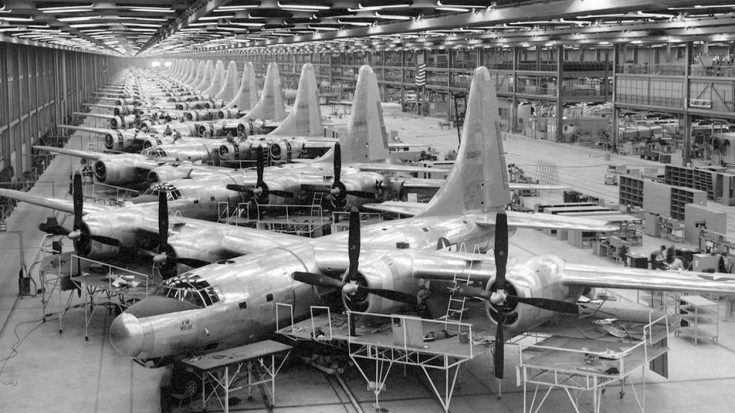 War At Home – The Key Factors That Kept America Alive During WWII | World War Wings Videos