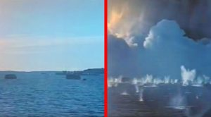 30 Massive Warships Didn't Stand A Chance Against Soviet Russia's Nuclear Torpedo