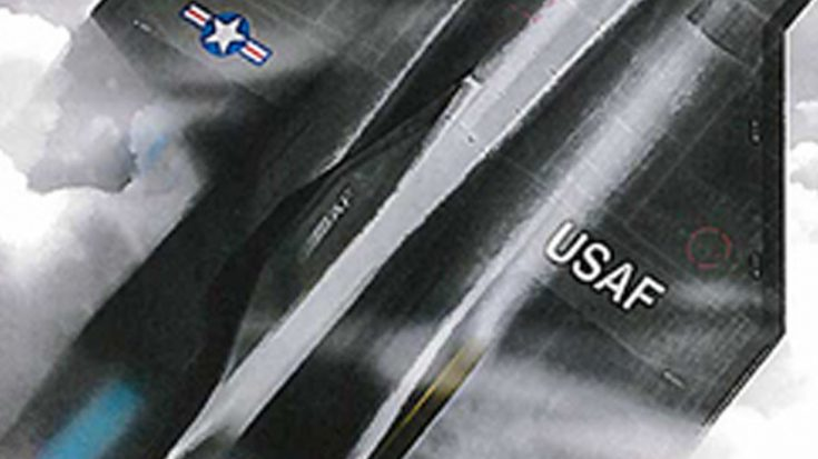 Classified Plans Leaked – Details Emerge About The SR-72's Mach 6 Engine | World War Wings Videos