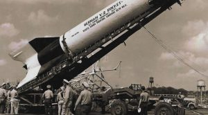 America Tests Captured German Rocket Technology – How It Changed The World