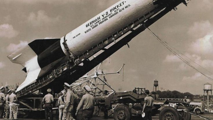 America Tests Captured German Rocket Technology – How It Changed The World | World War Wings Videos