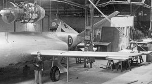 Powerful In The World War, Stronger In The Cold War – Evolving The Supermarine