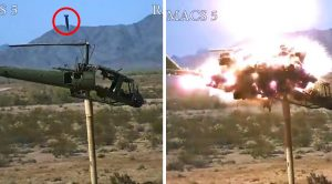 Check Out These GPS Precision Artillery Shells Destroy Countless Targets In Slow Motion