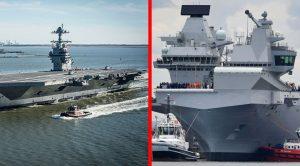USS Gerald R. Ford Vs. HMS Queen Elizabeth – Time To End The Supercarrier Debate