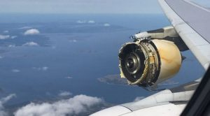 Raw Footage Shows Engine Blow Out At 37K Feet During Airbus Flight From Paris To L.A.