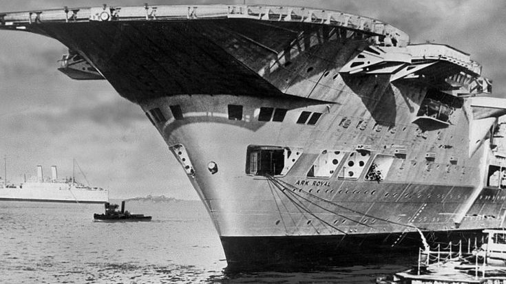 HMS Ark Royal – How This Tremendous Aircraft Carrier Changed Naval Combat Forever | World War Wings Videos