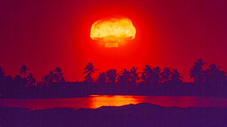 After 3-Year Ban On Nuclear Testing US Resurrects Gigantic Hydrogen Bombs | World War Wings Videos