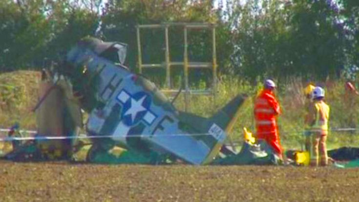 Officials Reveal Cause Of Fatal P-51 Crash | World War Wings Videos
