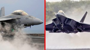 Why The Navy And Air Force Disagree On Using Stealth
