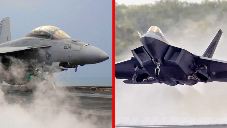 Why The Navy And Air Force Disagree On Using Stealth | World War Wings Videos