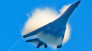 The Incredibly Simple Revelation That Made Supersonic Flight Possible