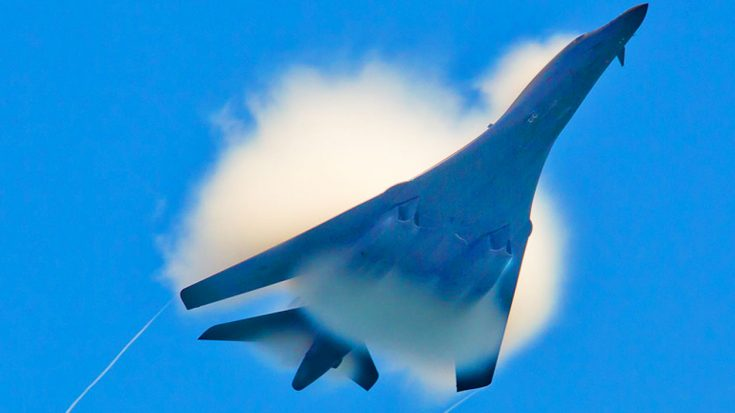 The Incredibly Simple Revelation That Made Supersonic Flight Possible | World War Wings Videos