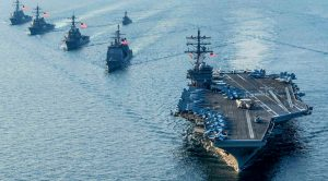 Escalating Tensions With North Korea Forces US Navy To Bring In Third Carrier Group