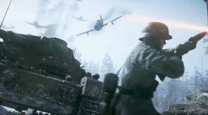 This New WWII Game Looks Like You're Watching A Movie-And You're In The Middle Of It