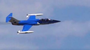 Here's An Incredible Demo Of An F-104-No Music Just Pure Jet Power
