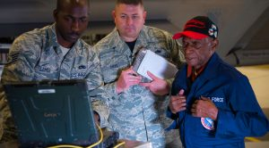 Tuskegee Airman Gives Vital Lesson To F-22 Crew – The One Most Important Detail