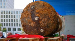 Authorities Called In Over Undetonated WWII Bomb – Turns Out To Be Something Else