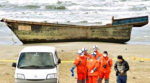 Skeleton-Filled Ghost Ship Discovered Off Coast Of Japan