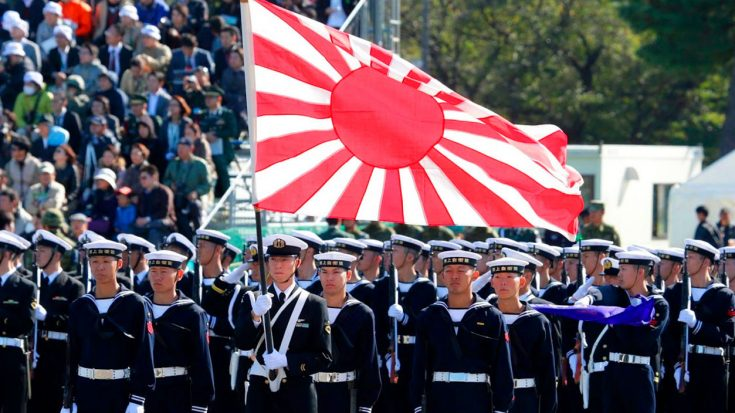 Return Of The Imperialists – How Japan's Prime Minister Is Bringing Back Their WWII Roots   World War Wings Videos