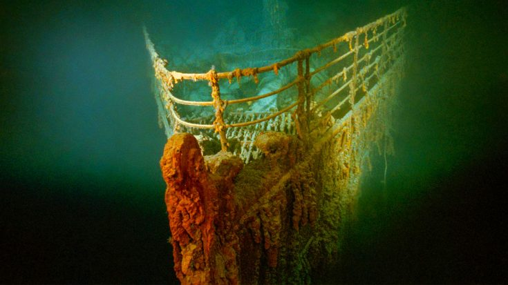 Declassified: Titanic Discovered During Covert Naval Mission | World War Wings Videos