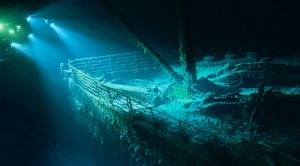Researcher Claims Royal Navy Discovered The Titanic In 1977 – Offers Strong Evidence