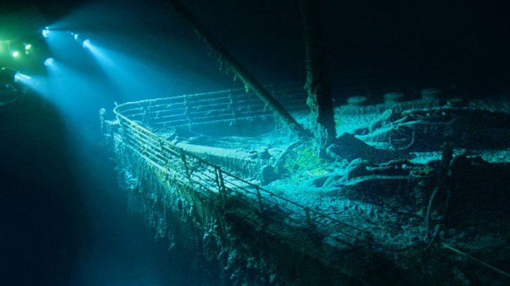 Researcher Claims Royal Navy Discovered The Titanic In 1977 – Offers Strong Evidence | World War Wings Videos