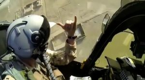 This A-10 Interior Firing Footage Will Give You Chills