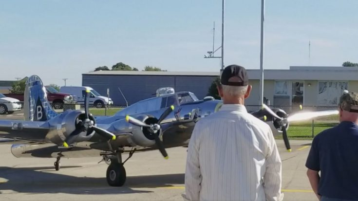 1/3 Scale B-17 Finally Takes Off-Here's The Video   World War Wings Videos