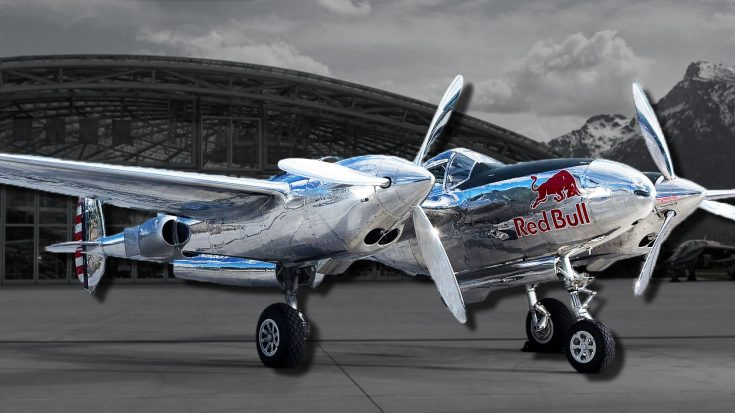Cut Red Bull Some Slack And Check Out Their Historical 'Hangar 7' | World War Wings Videos
