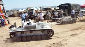 This Guy Brought A Massive Rc StuG II To An Airshow And People Loved It