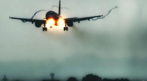 Cinematographer Increases Contrast To Show Incredible Wakes & Vortices Of Various Planes