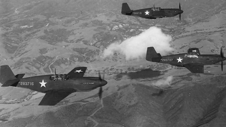 The P-51 Mustang Had A Dive Bombing Variant – And It's A Monster | World War Wings Videos