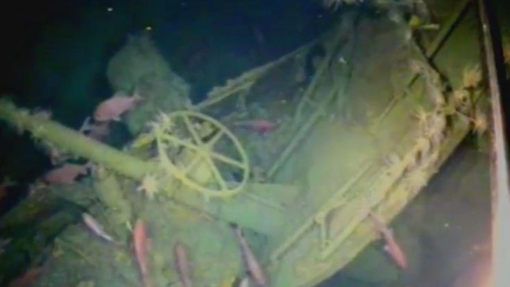 Missing Allied Submarine Finally Located – 35 Bodies Trapped In The Sunken Grave | World War Wings Videos