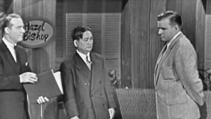 Hiroshima Doctor Meets Enola Gay Pilot – Possibly Most Awkward Moment In Television History   World War Wings Videos