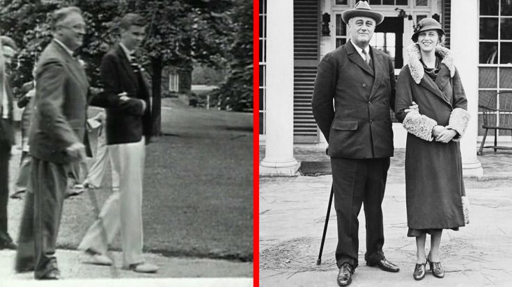 FDR's Illusion Of Walking And The Photos To Prove It – Take A Closer Look | World War Wings Videos