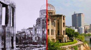 Hiroshima Then And Now – How The Atomic Bomb Forever Changed Our View On The City