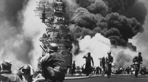 Japan's Most Savage Kamikaze Attack – Over 300 Planes Crashed Into US Navy Fleet