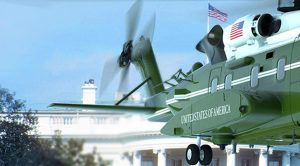 New Presidential Helicopter Shows Signs Of Becoming Unstoppable