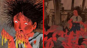 Powerful Animated Film Reveals The Carnage Of The Atomic Bomb [Warning Graphic Content]