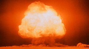 Detonation Of The First Atomic Bomb Brings Out The Worst In Its Creator