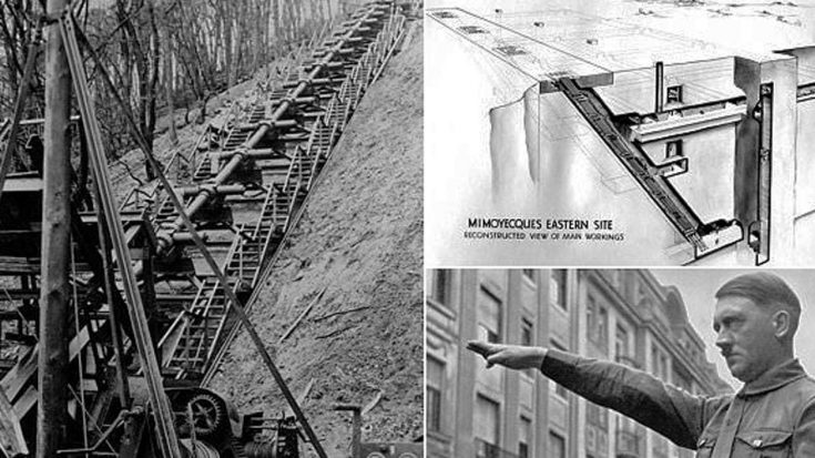 Nazi Germany Built A Super Cannon Inside An Entire Mountain – It Is A Monster! | World War Wings Videos