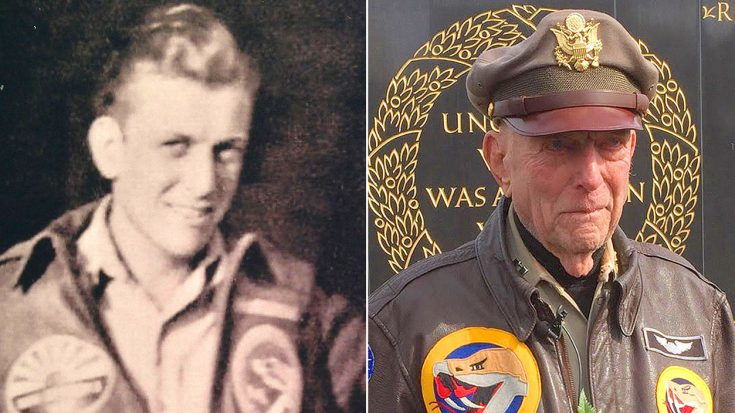 Legendary Pilot Who Flew Final Combat Mission Of WWII Dies At 93 – His Last Message | World War Wings Videos