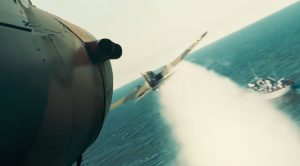 Dogfight Clip From 'Dunkirk' – No CGI, Just Real Planes