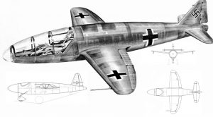 12 Funky German Aircraft Designs That Never Made It Off The Drawing Board