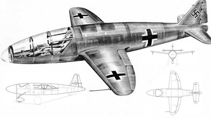 12 Funky German Aircraft Designs That Never Made It Off The Drawing Board | World War Wings Videos
