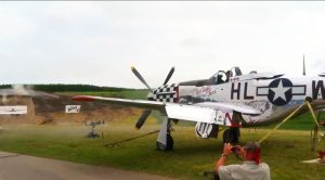 Brand New Footage Of P-51 Twilight Tear Firing Her Guns-The Whole 9-Yards!